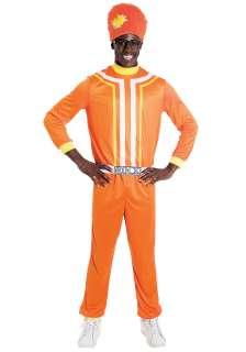 DJ Lance Yo Gabba Gabba Costume   Adult Funny Halloween Costumes