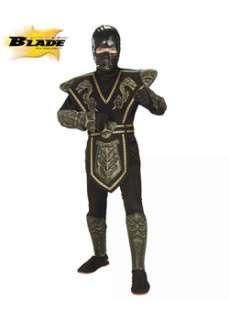 Dragon Warrior Ninja for Boy  Cheap Ninjas Halloween Costume for Boys