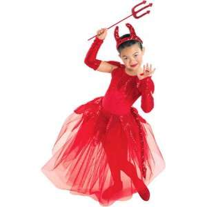 Darling Devil Toddler/Child Costume, 34979