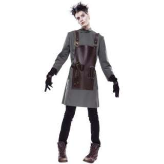 Halloween Costumes Gothic Mad Scientist Adult Costume