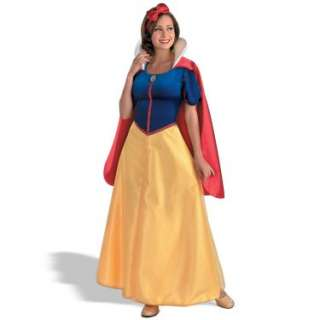 Snow White Deluxe Adult Costume 18525