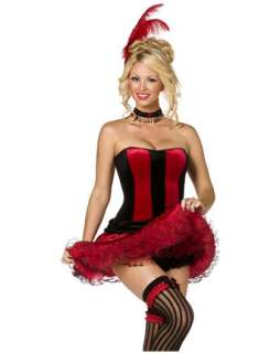 Sexy Can Can Adult Costume  Wholesale Dancers Halloween Costume Sexy