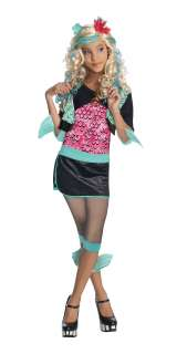 Monster High   Lagoona Blue Child Costume   Includes jacket with