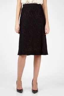 Paul Smith Black  Aline Lace Swing Skirt by Paul Smith Black
