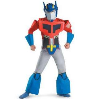 Transformers Animated Optimus Prime Deluxe Child Costume   Includes