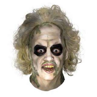 Adult Beetlejuice Full Mask   Beetlejuice Masks   15RU68175