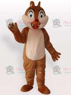 Buy Squirrel Girl Short Plush Adult Mascot Costume