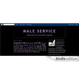 Male Service Training with Mistress Magick Kindle Store