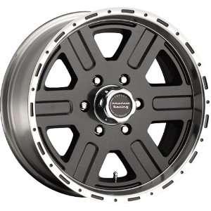 American Racing ATX Victor 17x8 Teflon Wheel / Rim 6x135