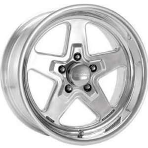 American Racing Vintage Torqlite 17x8 Polished Wheel / Rim