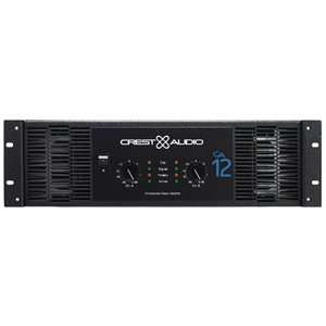 CREST AUDIO 1400 Watt Stereo Professional Power Amplifier