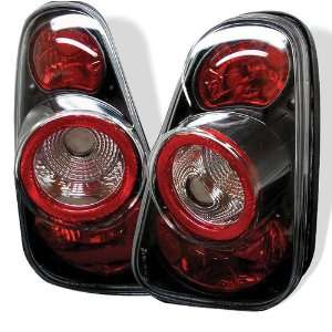 Lights + Hi Power White LED Backup Lights   Black (Pair) Automotive
