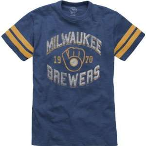 Milwaukee Brewers 47 Brand Ballgame T Shirt
