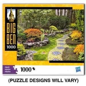 Big Ben Puzzle   110 piece Toys & Games