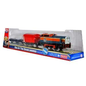 On Day of the Diesels Trackmaster Motorized Railway Battery Powered