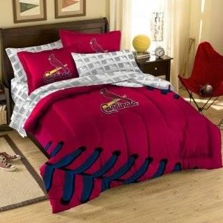 MLB St. Louis Cardinals Bed in Bag Set