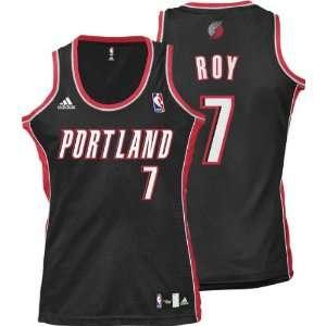 com Brandon Roy adidas Fashion Portland Trail Blazers Womens Jersey