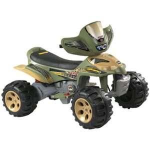 Mini Motos ATV Enduro   Camo/Green Toys & Games