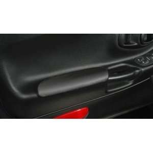 1997 2004 Corvette Door Panel Arm Rest Cushion Black