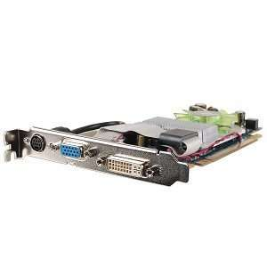 512MB DDR2 PCI Express (PCIe) DVI/VGA Video Card w/TV Out Electronics