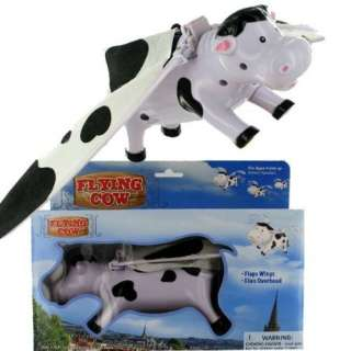 Flying Cow Toys & Games