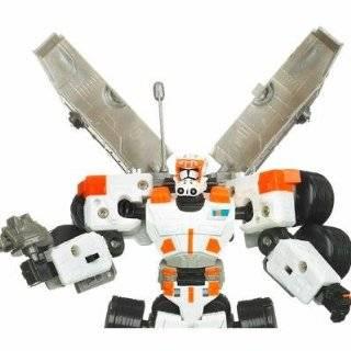 Hasbro Star Wars Transformers   Clone Pilot to V 19