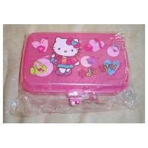 HELLO KITTY PRETTY IN PINK PENCIL BOX