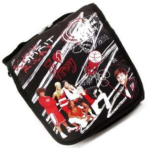 Black High School Musical Tote Lunch Bag Toys & Games