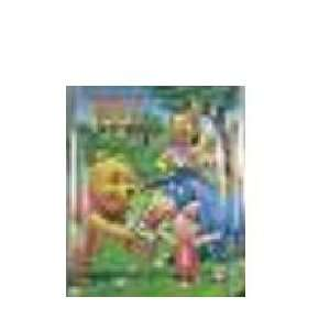 Disney Winnie the Pooh & Friends Poker Playing Cards Toys