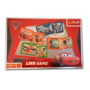 Disney Cars 2 Link Board Game Puzzle Toys & Games