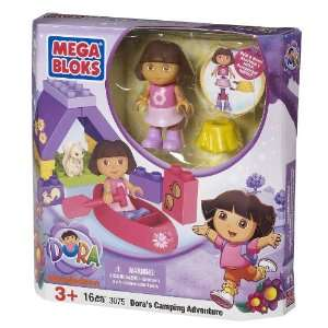 Megabloks Doras Camping Adventure Toys & Games