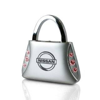 Nissan Logo Car Steering Wheel Key Chain Automotive