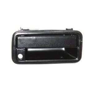 HDL900 135br Right Front Door Handle Outer 1999 2000 Cadillac Escalade
