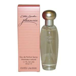 Pleasures Estee Lauder For Women 1.7 Ounce Edp Spray