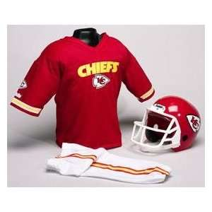 Kansas City Chiefs Youth Uniform Set   size Medium   Kids and Youth