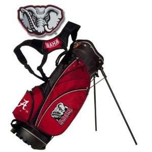 Alabama Crimson Tide Collegiate Stand Golf Bag Sports