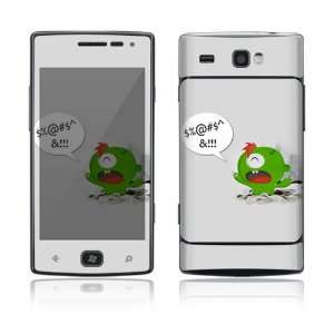 Monster Decorative Skin Cover Decal Sticker for Samsung Focus Flash
