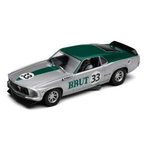 Scalextric 1:32 Slot Car Ford Mustang Alan Moffat #33 BRUT