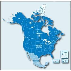 New GARMIN CITY NAVIGATOR NORTH AMERICA NT MAP CARD