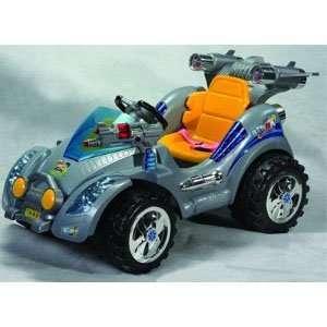 Skado Ride on Car Power Electric Radio Remote Control Car