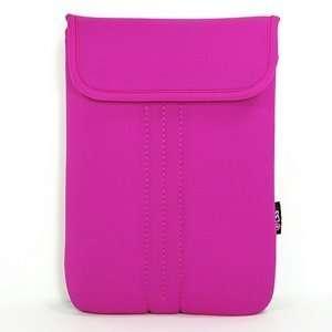 Cosmos ® Pink Neoprene/Cotton 12.1 12 inch Laptop notebook computer
