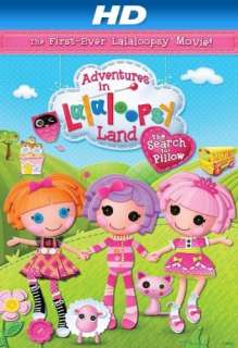 Adventures In Lalaloopsy Land: The Search For Pillow [HD