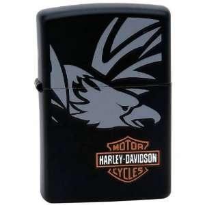 Harley Davidson Eagle Zippo Lighter Patio, Lawn & Garden
