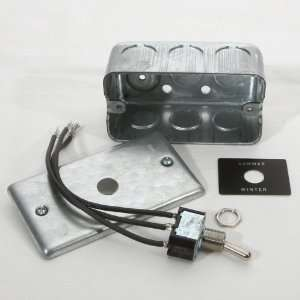 Toggle Switch Kit for Modine Electric Unit Heaters