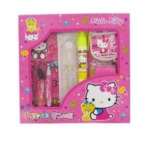Hello Kitty Sanrio School Supplies Value Pack Set   Pink
