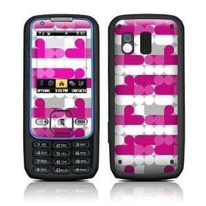 Neo Pink Design Protective Skin Decal Sticker for Samsung