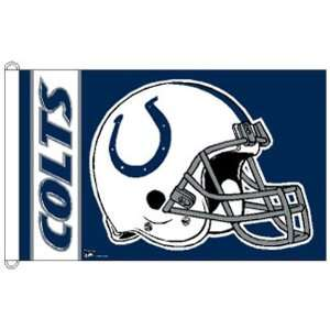 Indianapolis Colts NFL 3x5 Banner Flag (36x60)  Sports