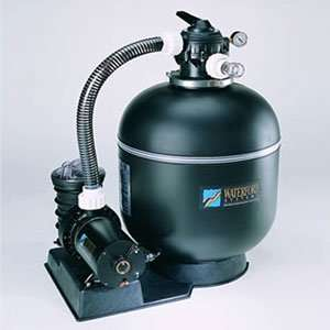 Rite 21 ft Sand Filter & 3/4 HP Max E Pro Pump Patio, Lawn & Garden