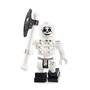 Bonezai (Skeleton)   LEGO Ninjago Minifigure : Toys & Games :