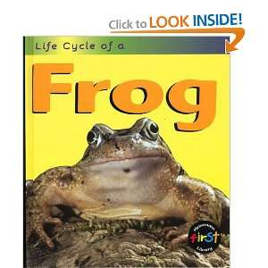 FROG (LIFE CYCLES) (9780431083711): ANGELA ROYSTON: Books